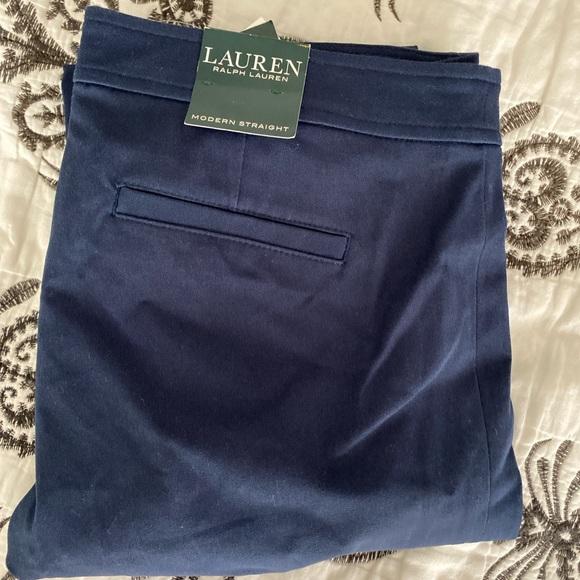 Straight leg Ralph Lauren pants